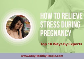 10 ways to relieve stress during pregnancy