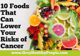 food for cancer