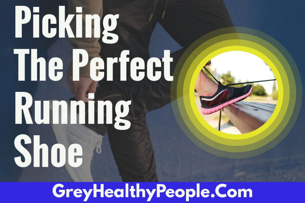 picking perfect running shoes