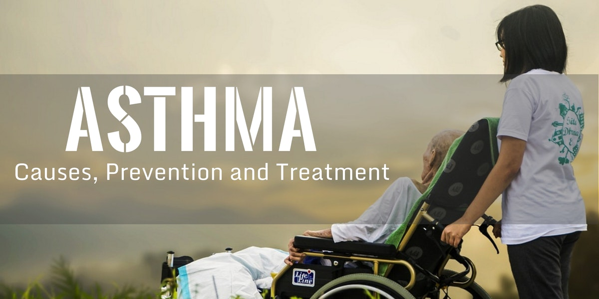 asthma causes prevention treatment