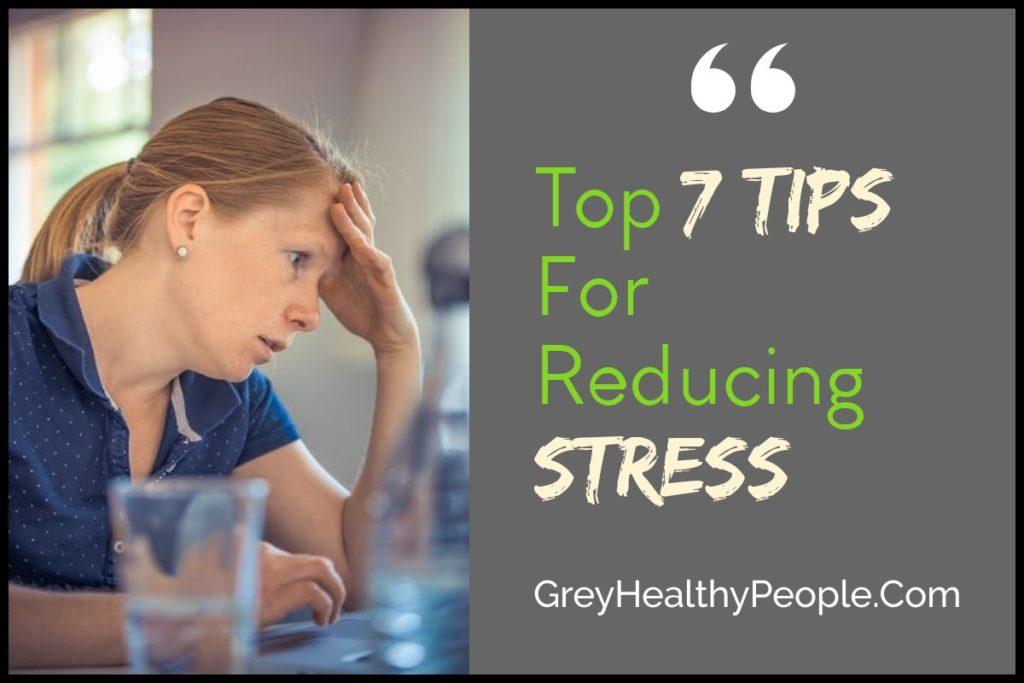 tips for reducing stress