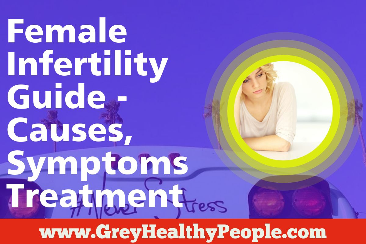 female infertility guide