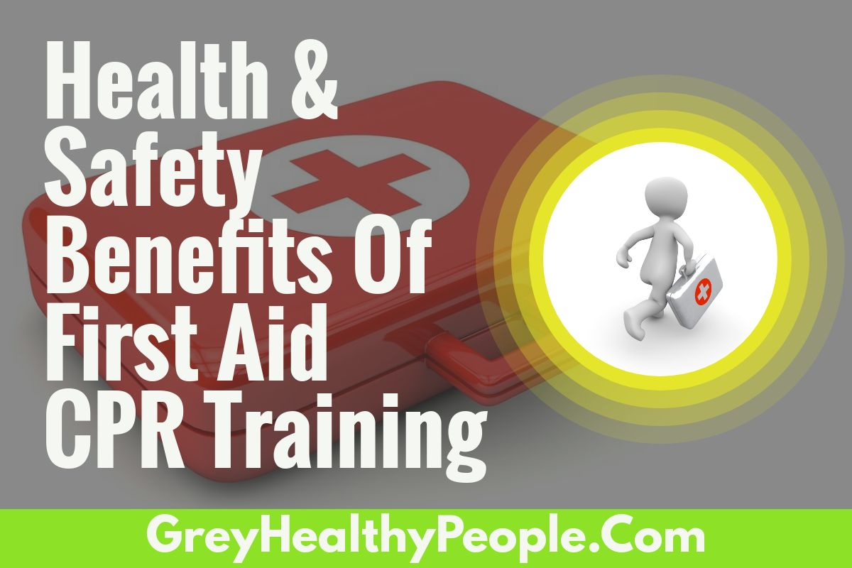 First Aid CPR Training and AED Certification