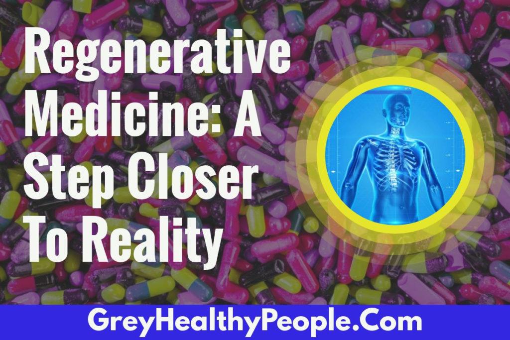studies on regenerative medicine