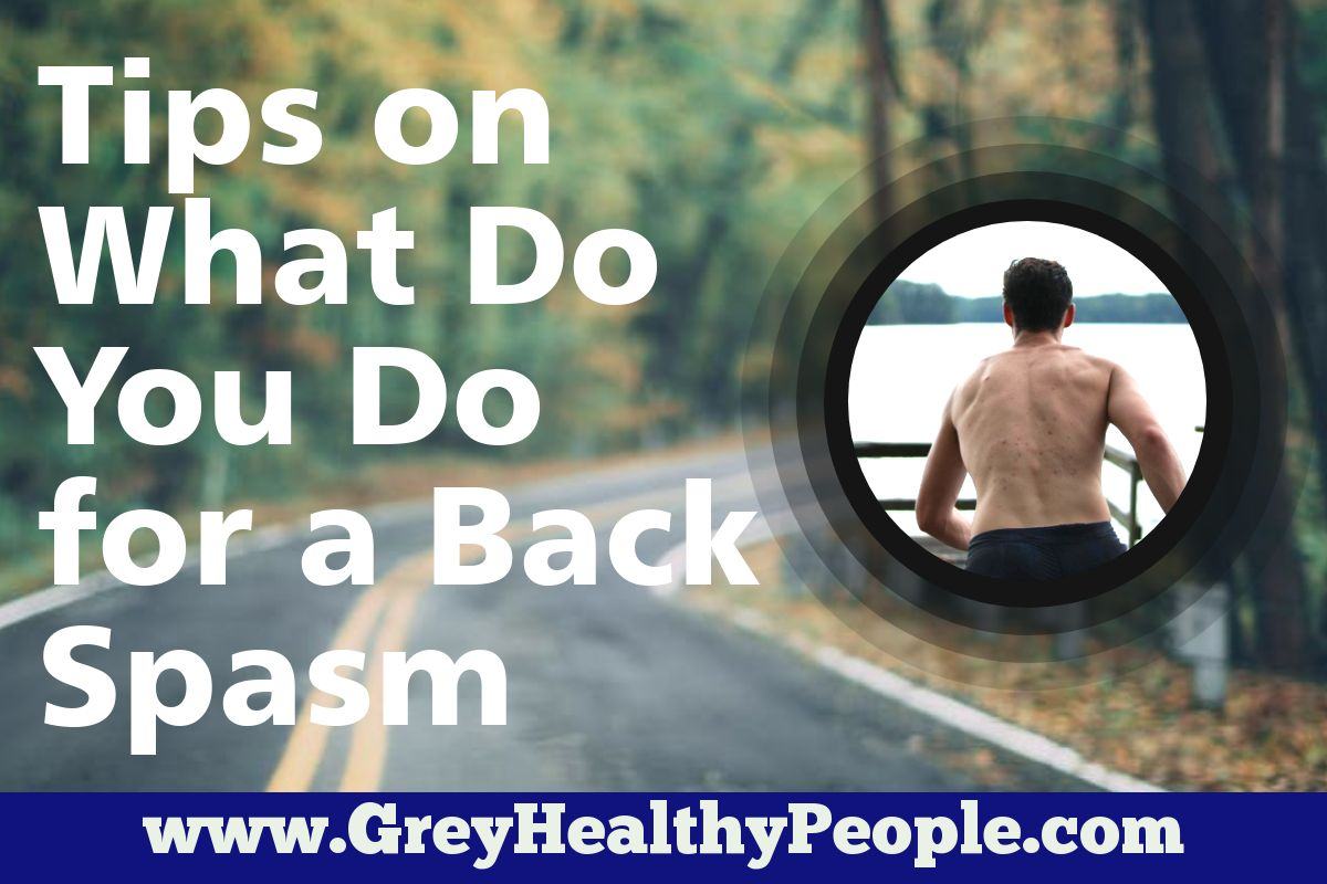 back spasm