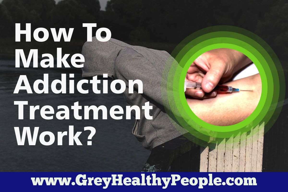 how addiction treatment work