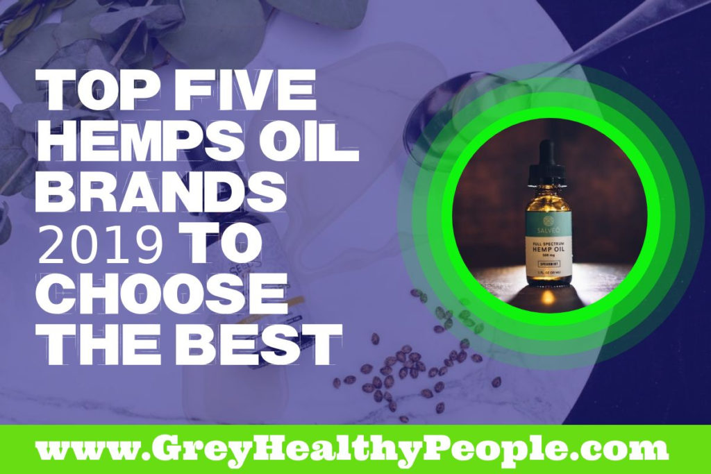 Top Hemps Oil Brands how how choose the best one