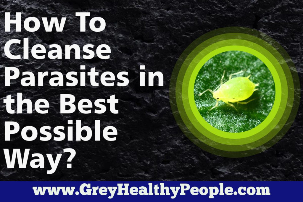 cleanse parasites