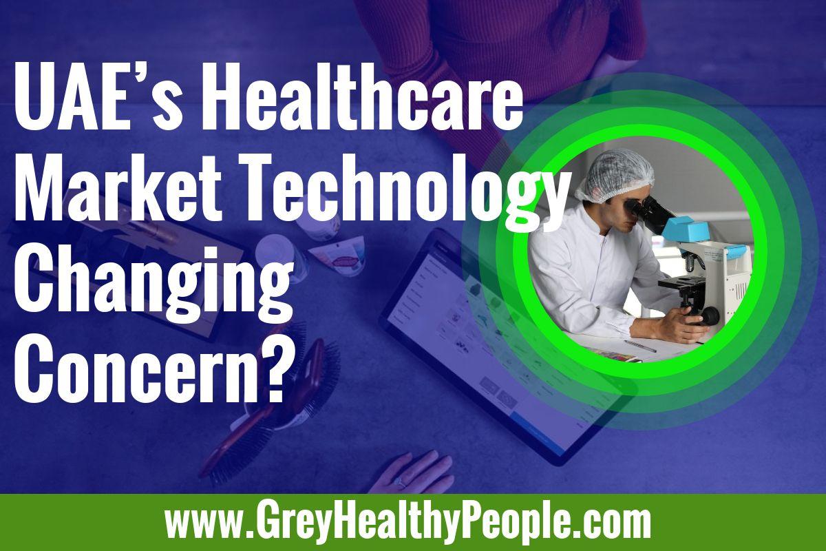 concern uae's healthcare market