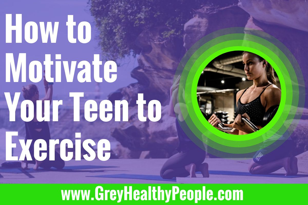 Simple exercises for teens