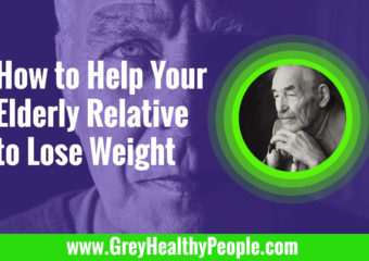 How to help your elderly to lose weight