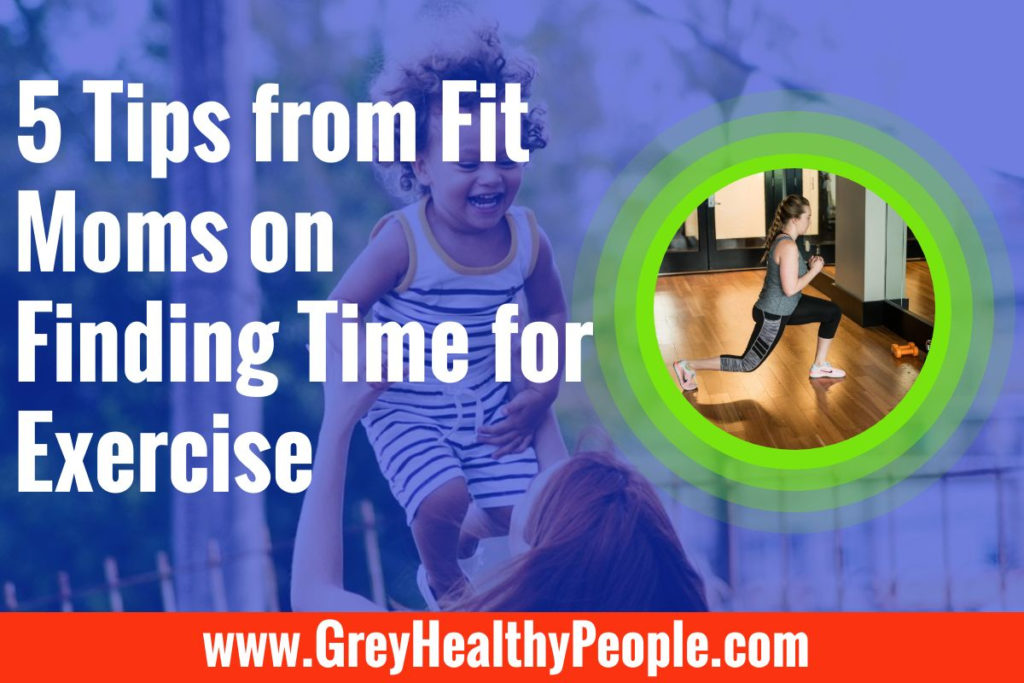 fit mom exercises