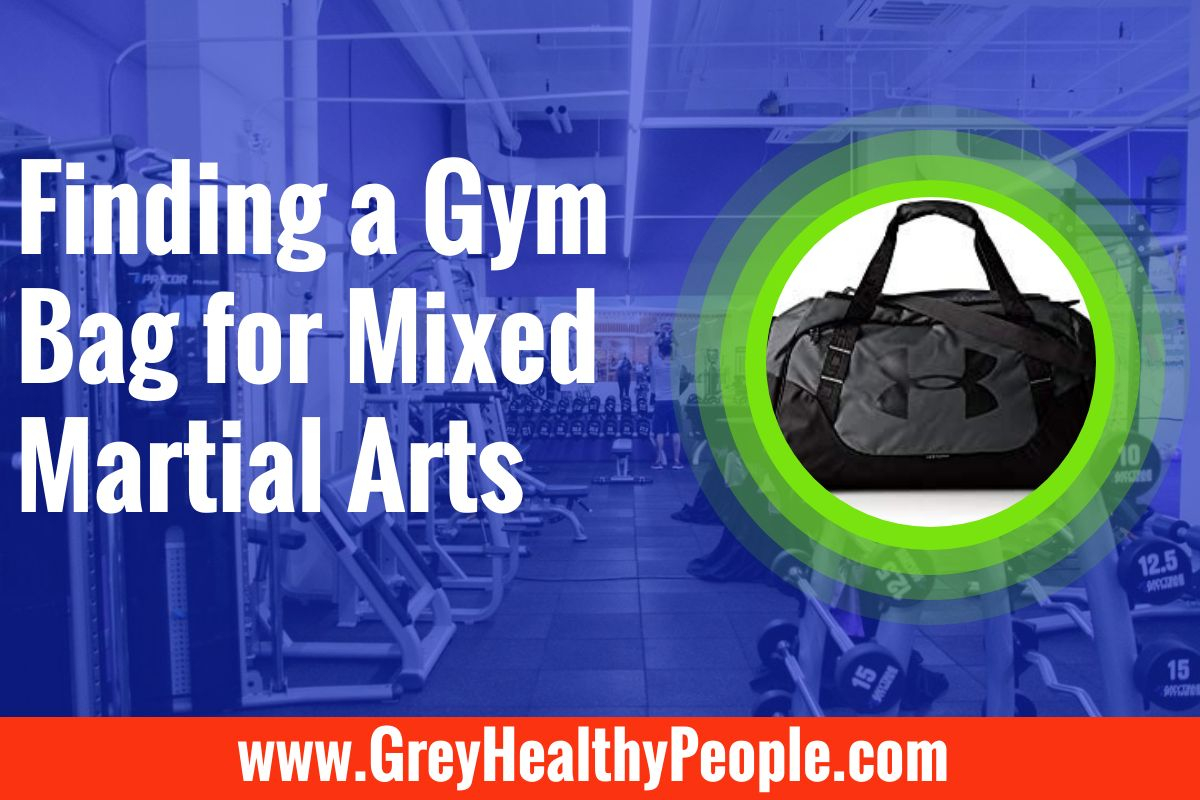 how to find a good MMA Gym bag