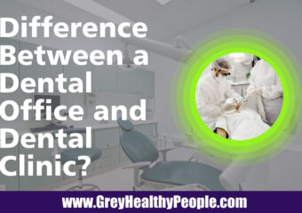 difference between dental office and dental-clinic