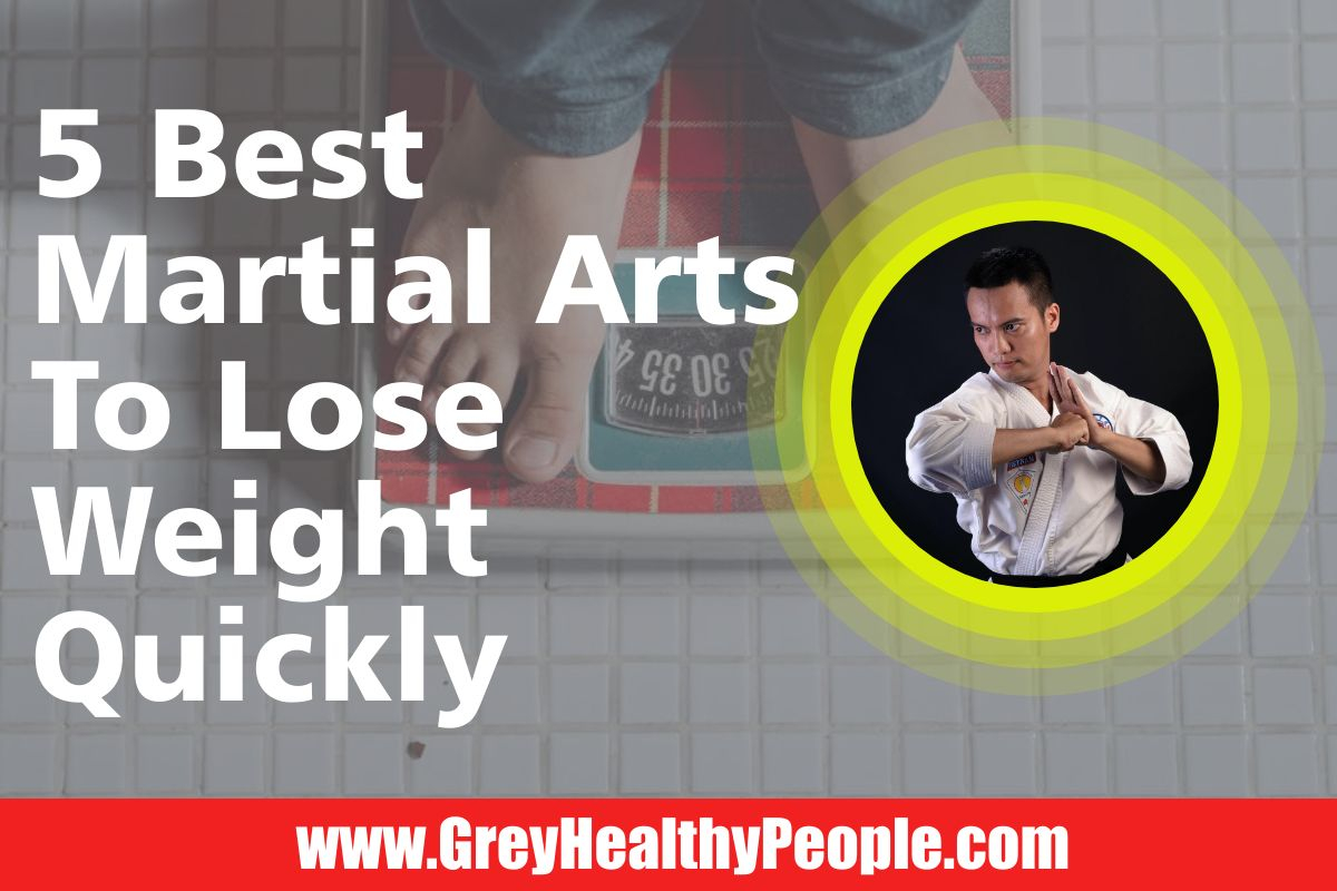 martial arts to lose weight quickly