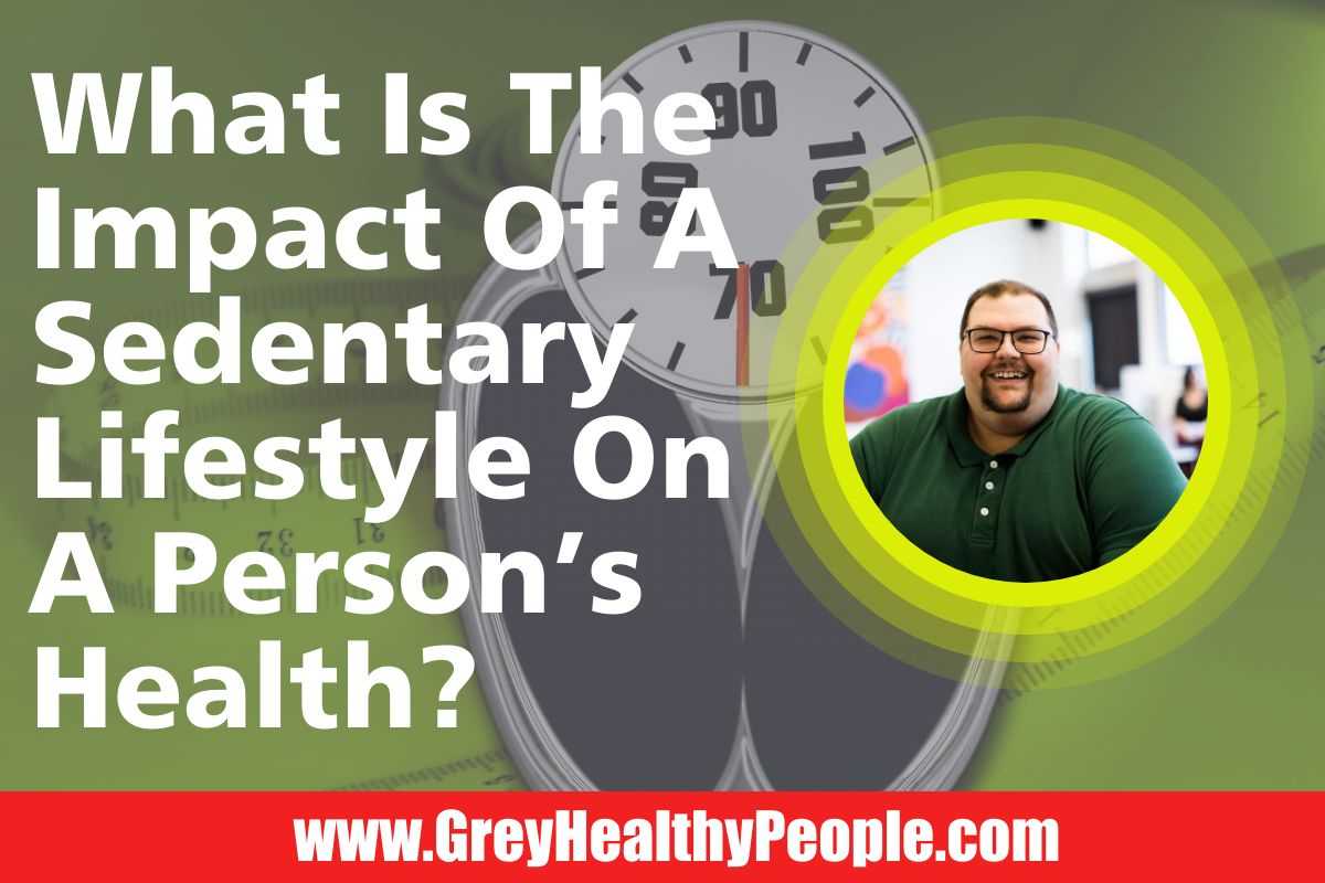sedentary lifestyle impacts on health