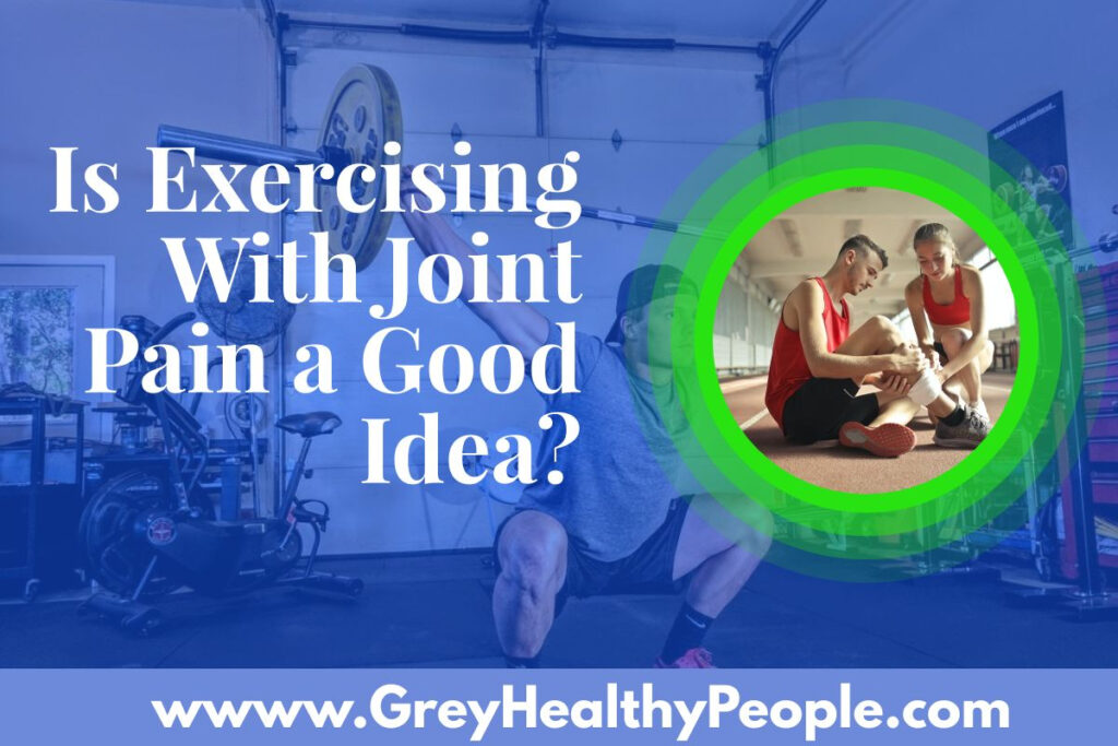 exercise with joint pain