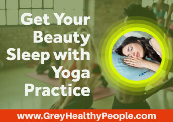 beauty sleep by yoga practice